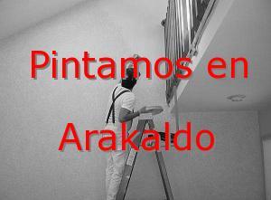 Pintor Bilbao Arakaldo