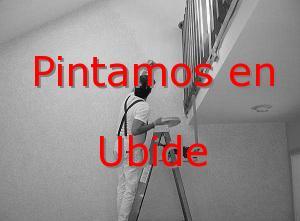 Pintor Bilbao Ubide